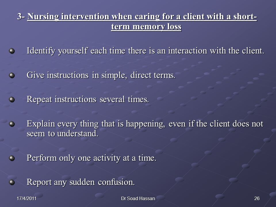Identify yourself each time there is an interaction with the client.