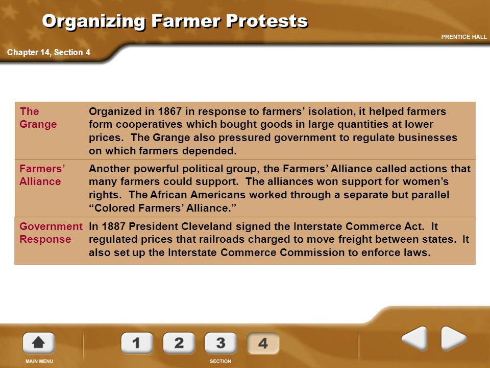 Organizing Farmer Protests