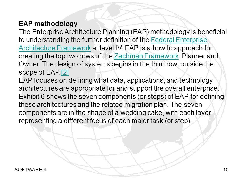 EAP methodology