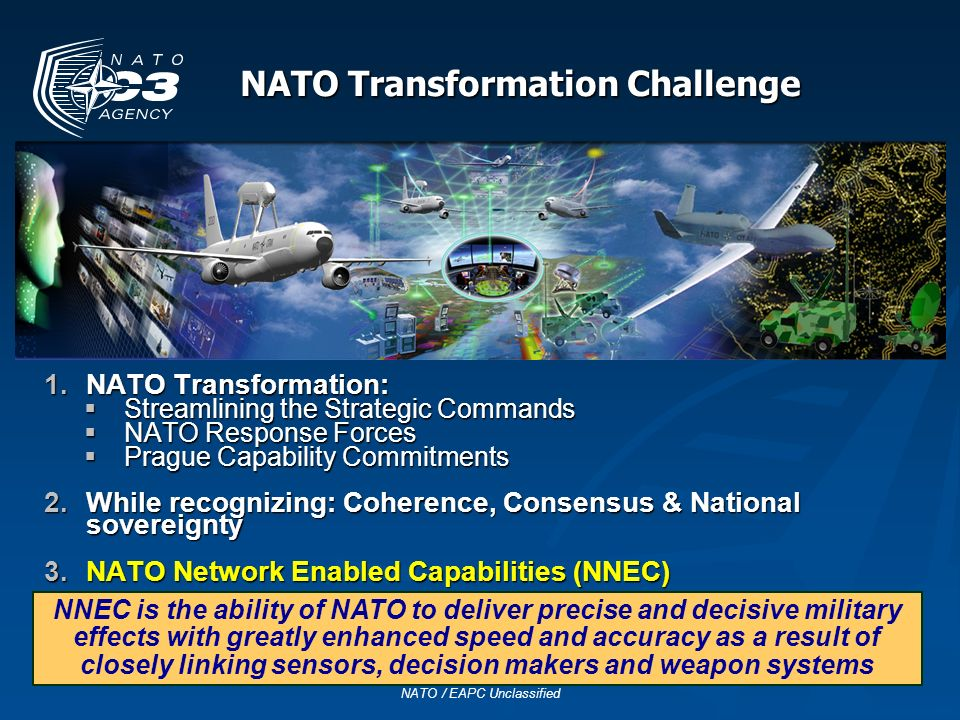NATO Transformation Challenge