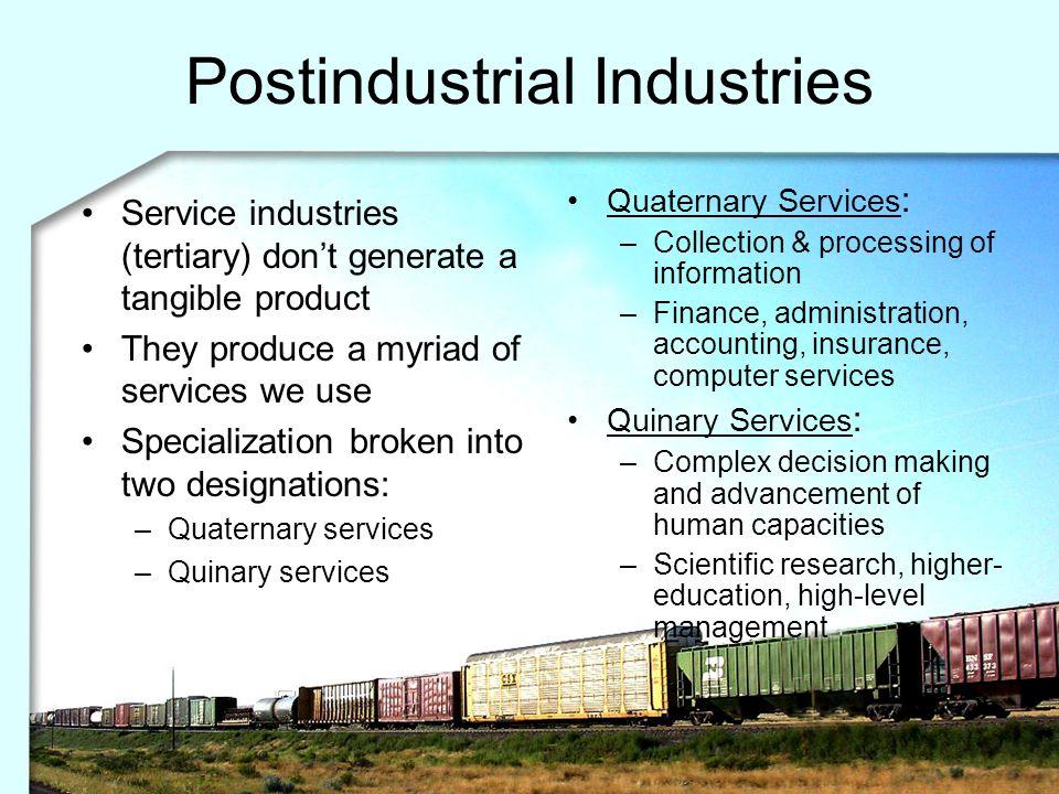 Postindustrial Industries
