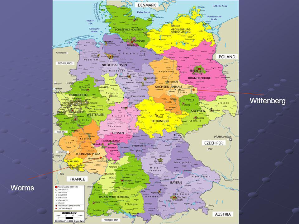Wittenberg Worms