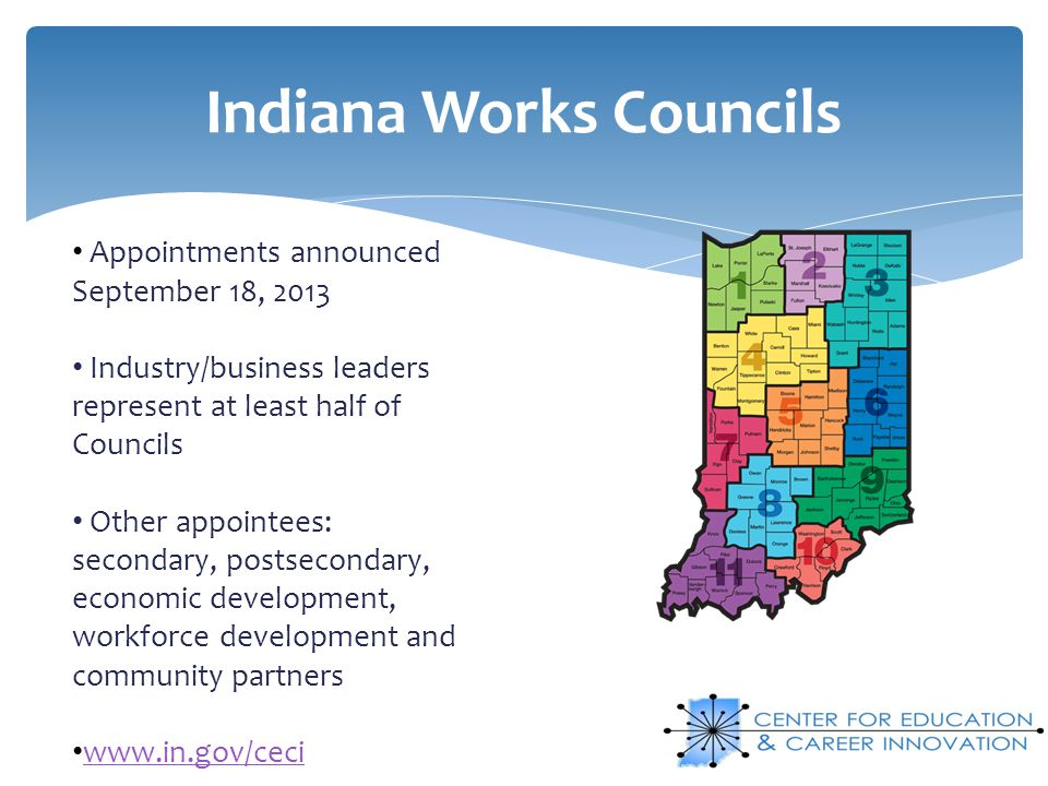 Indiana Works Councils