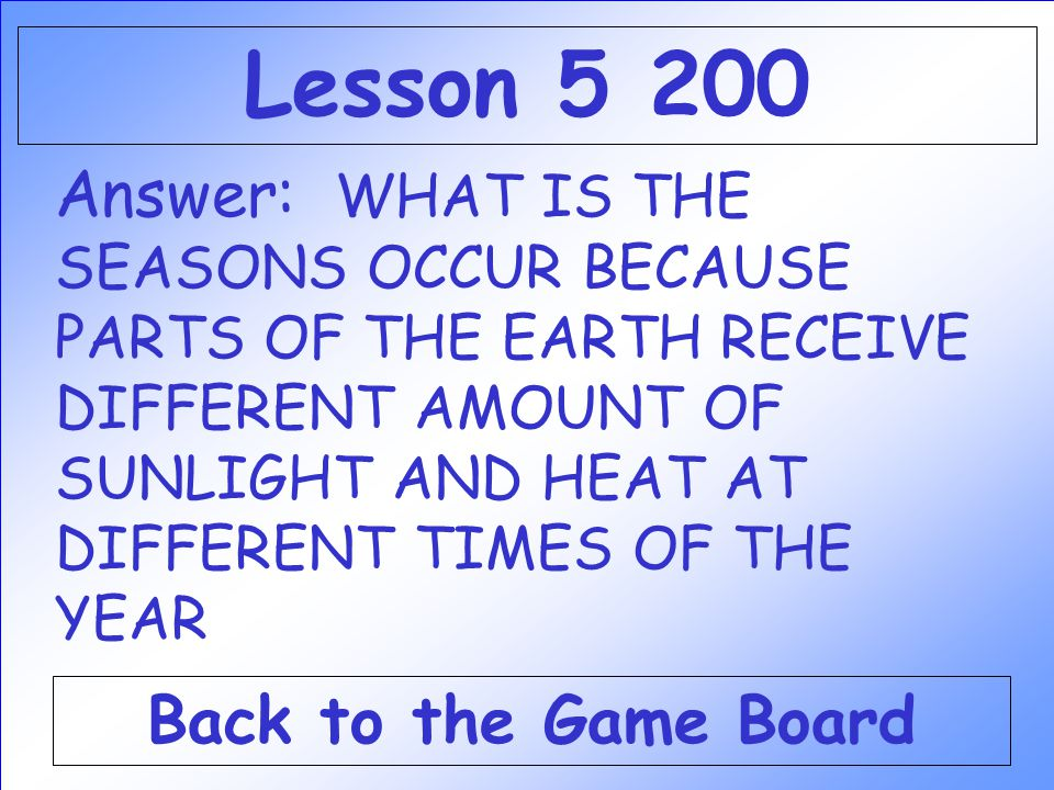 Lesson 5 200