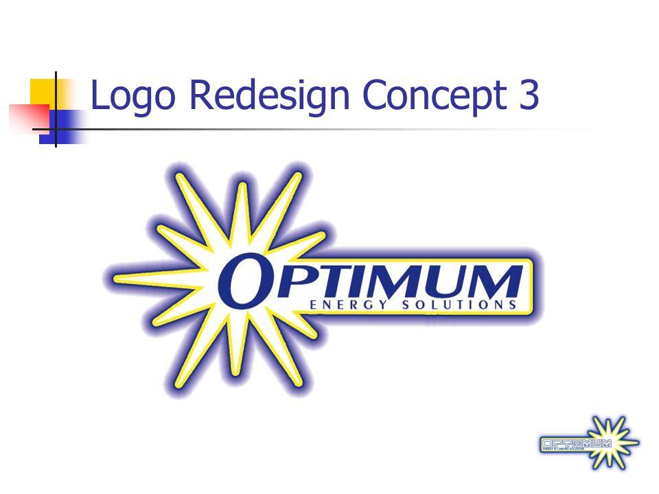 Logo Redesign Concept 3