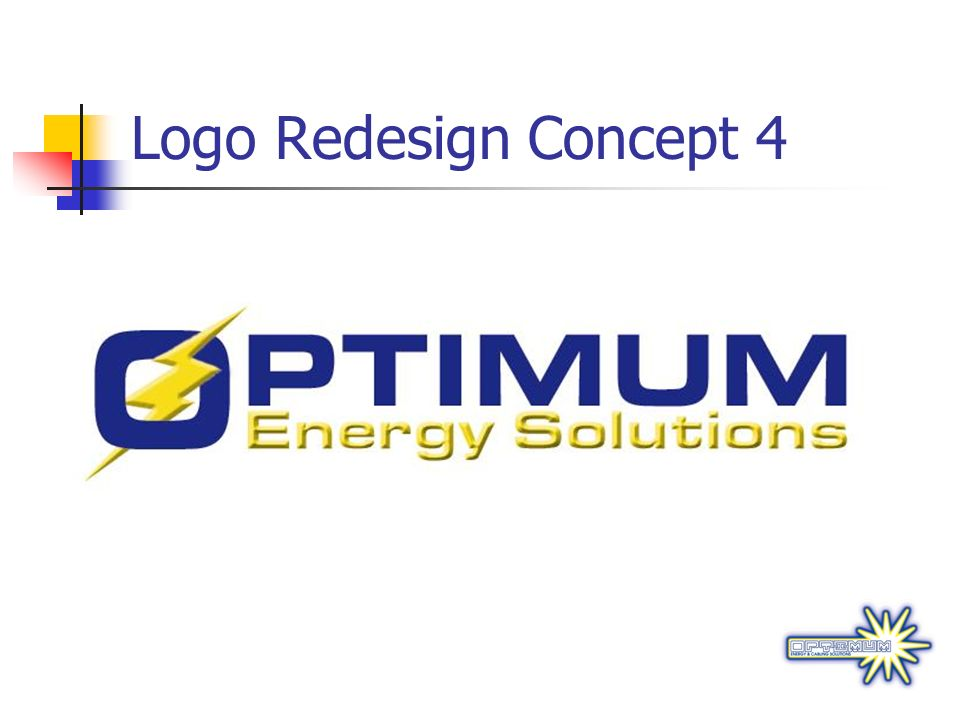 Logo Redesign Concept 4
