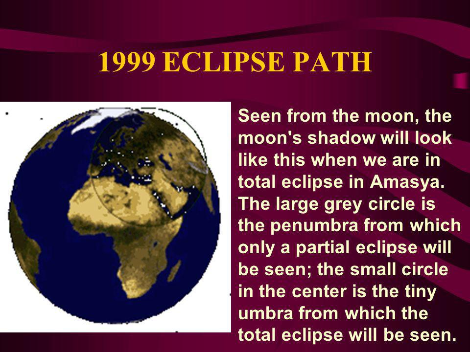 1999 ECLIPSE PATH
