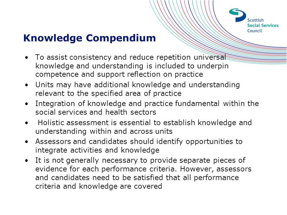 Knowledge Compendium