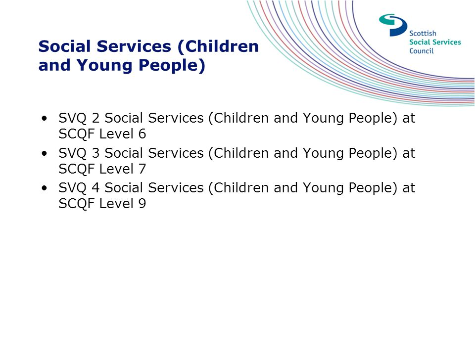 Social Services (Children and Young People)