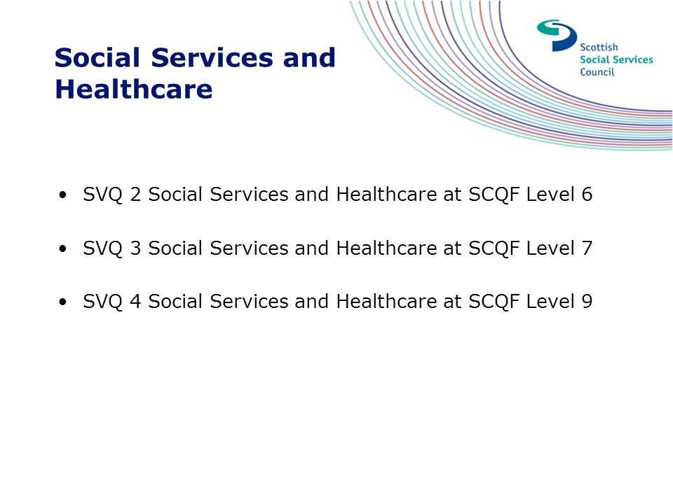 Social Services and Healthcare