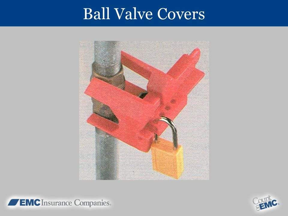Ball Valve Covers