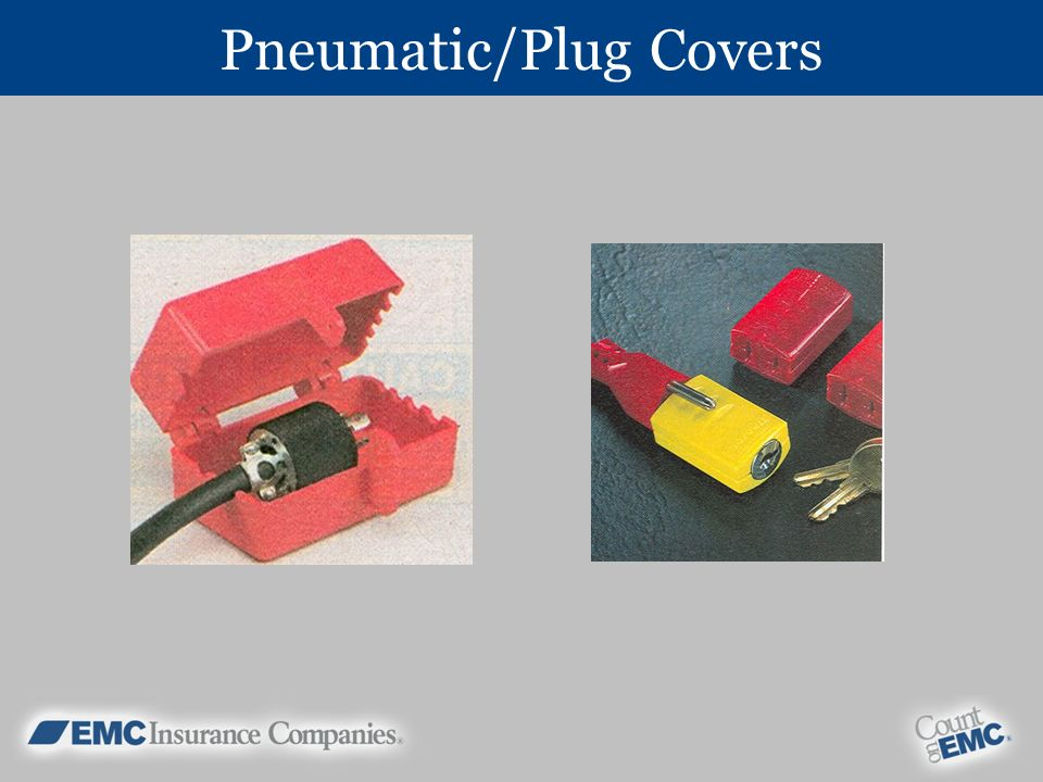 Pneumatic/Plug Covers