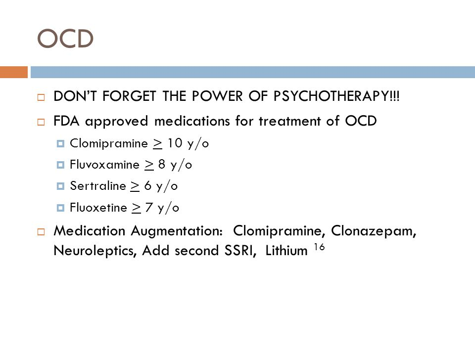 OCD DON'T FORGET THE POWER OF PSYCHOTHERAPY!!!