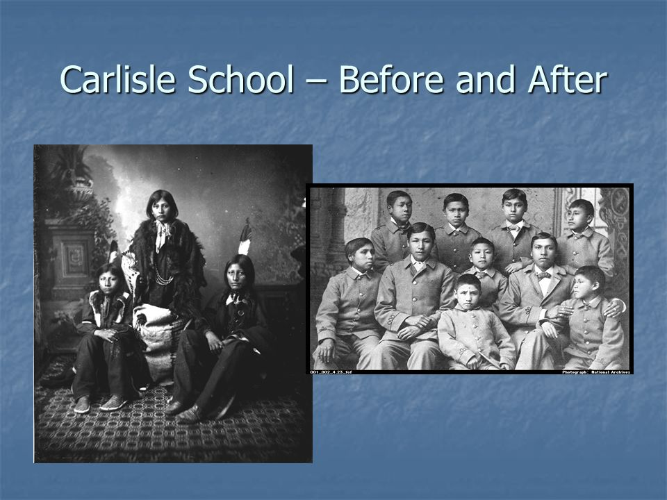 Carlisle School – Before and After