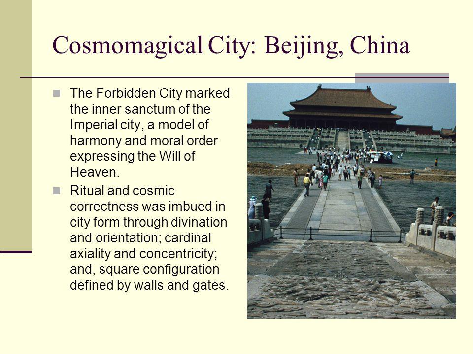 Cosmomagical City: Beijing, China