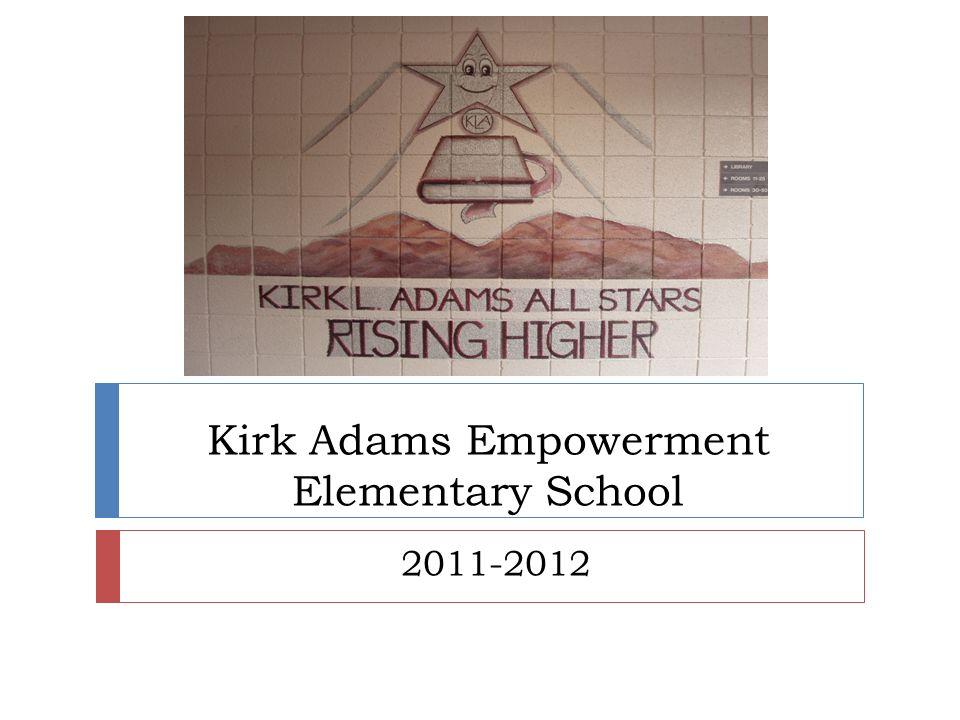 Kirk Adams Empowerment Elementary School