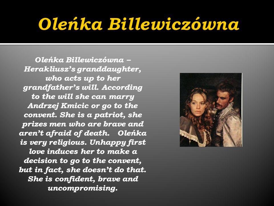 Oleńka Billewiczówna