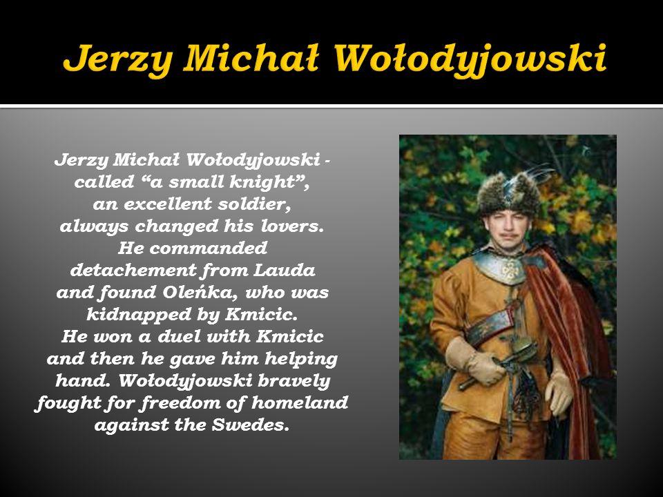 Jerzy Michał Wołodyjowski