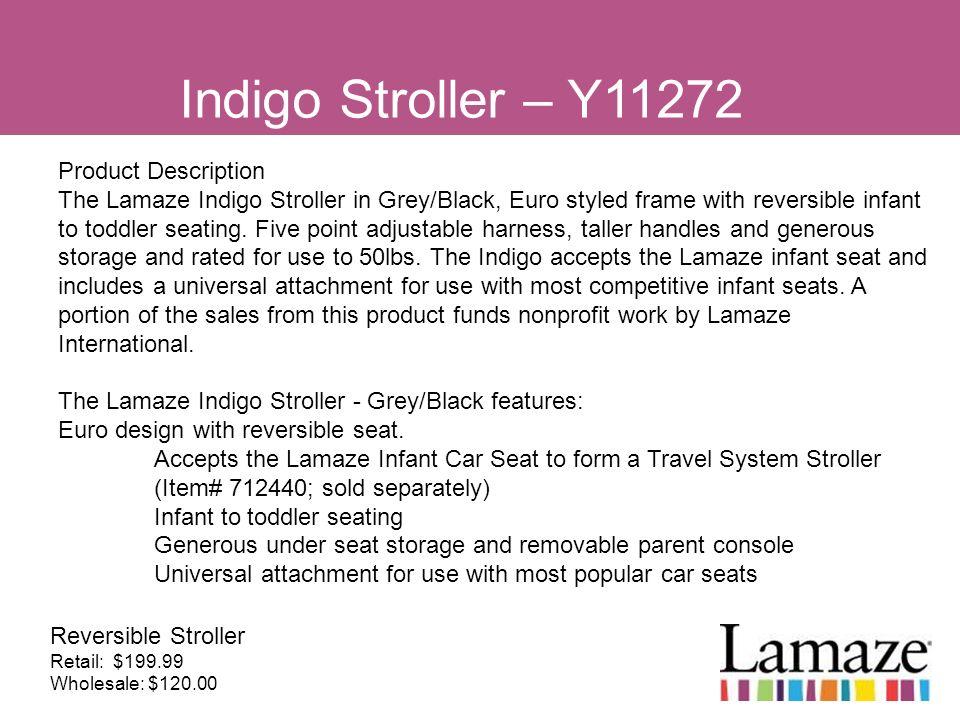 Indigo Stroller – Y11272