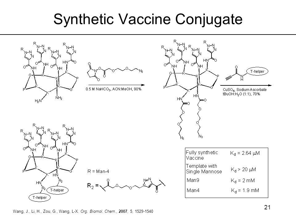 Synthetic Vaccine Conjugate