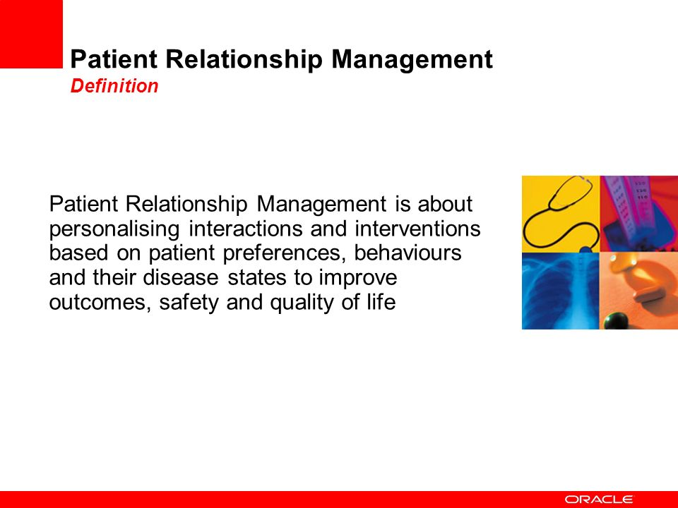 Patient Relationship Management Definition