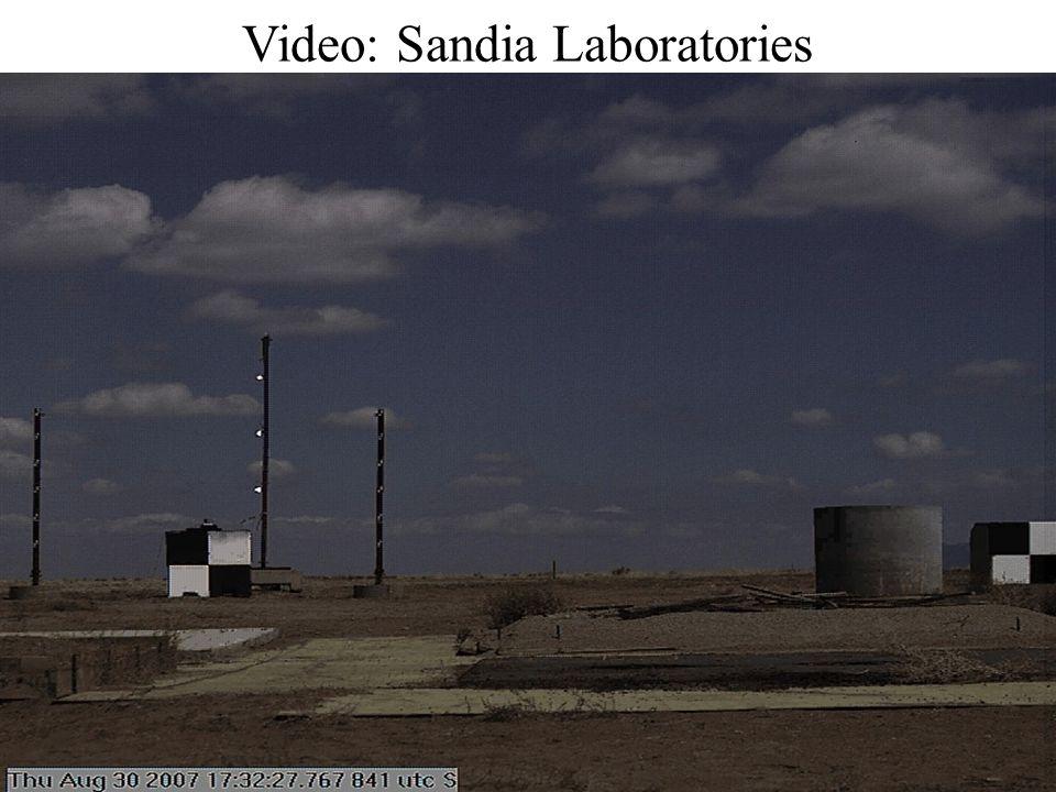 Video: Sandia Laboratories