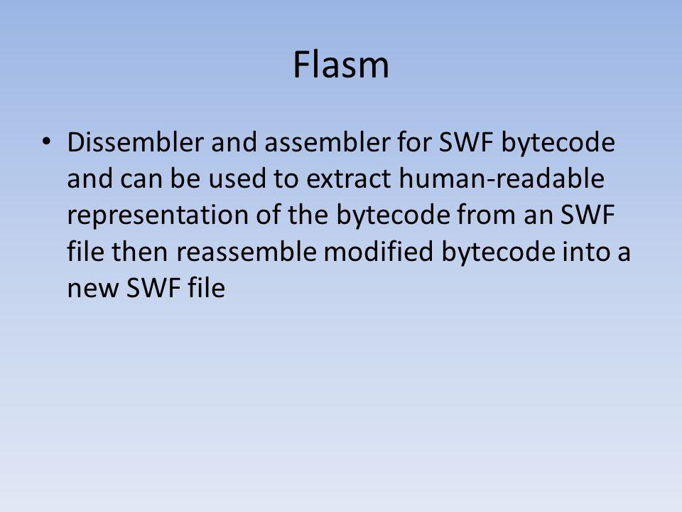 Flasm