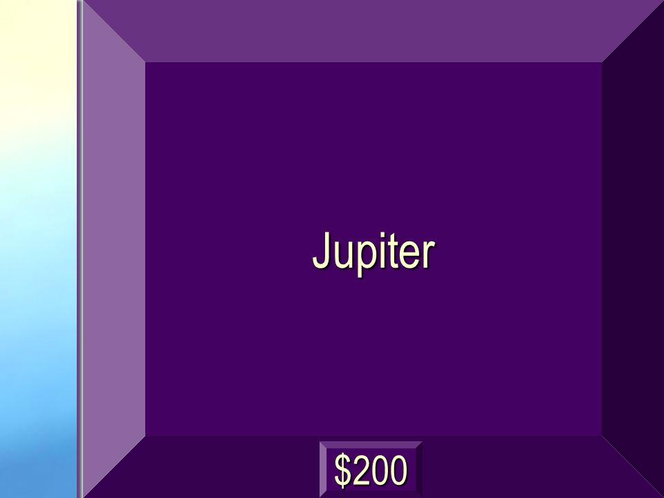 Jupiter $200