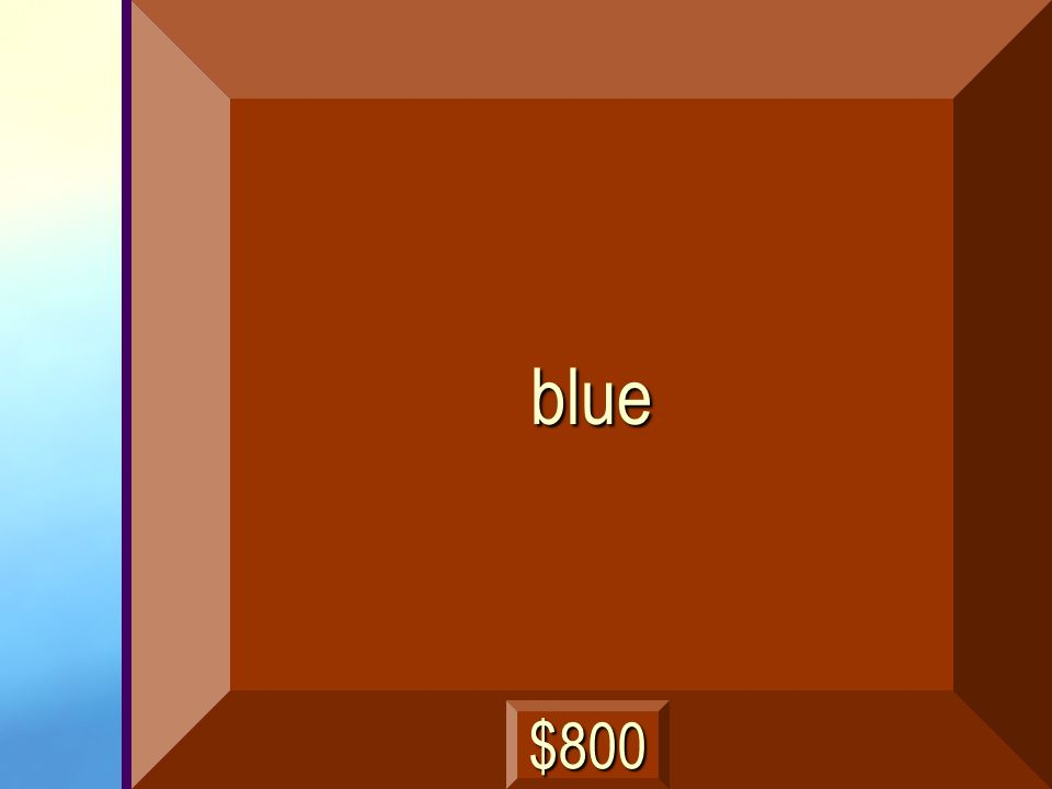 blue $800