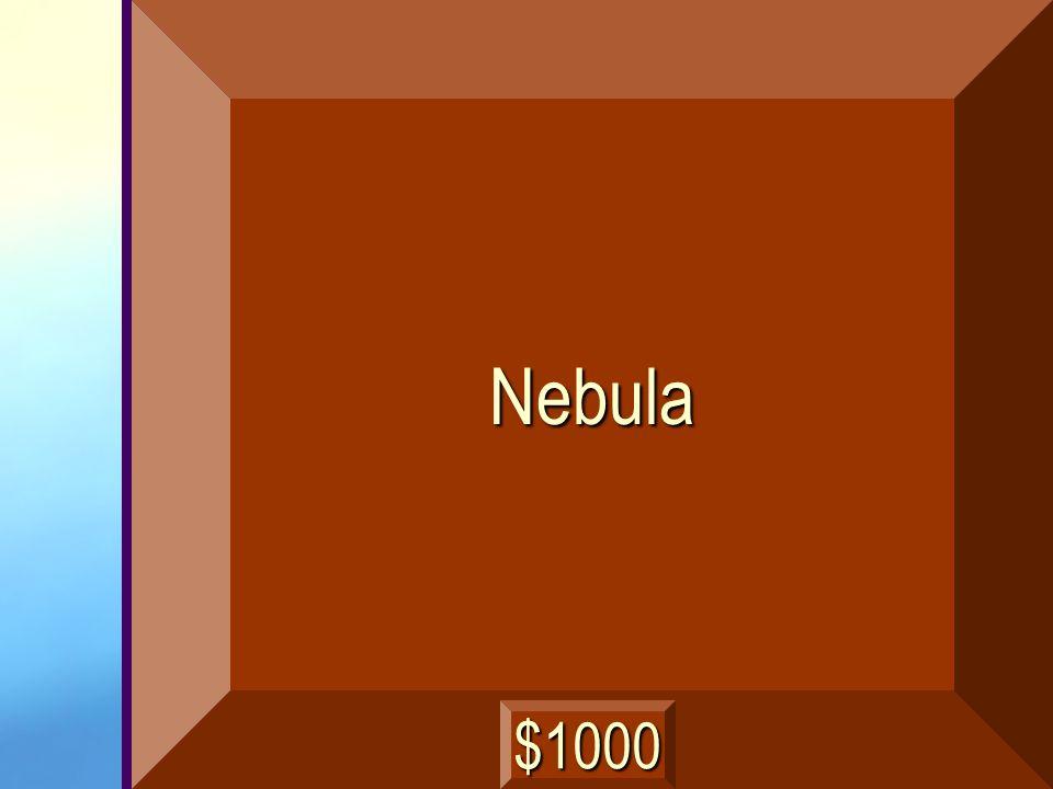 Nebula $1000