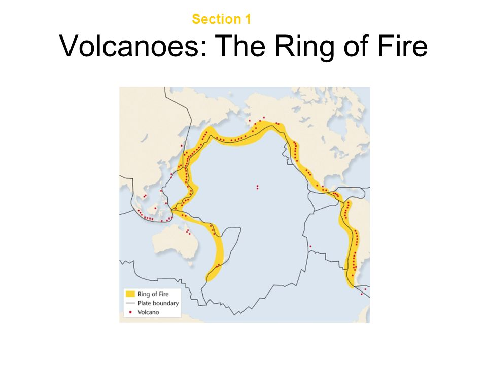 Volcanoes: The Ring of Fire