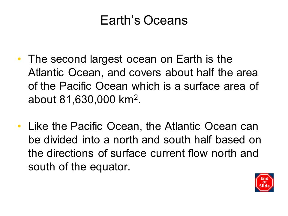 Earth's Oceans Chapter 3