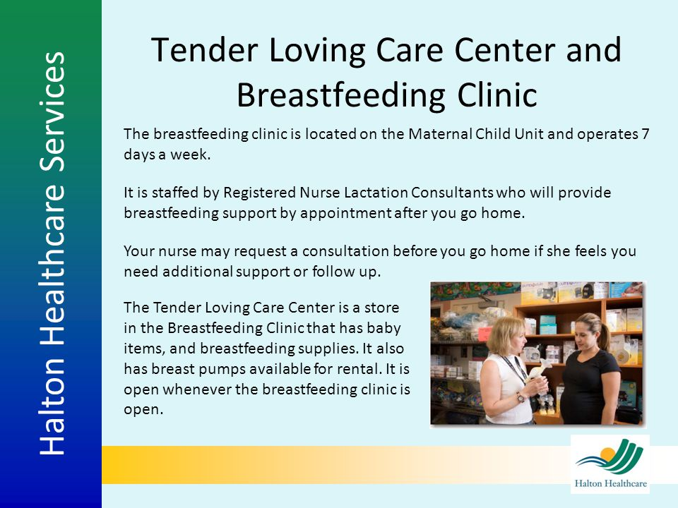 Tender Loving Care Center and Breastfeeding Clinic