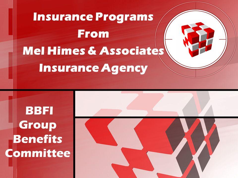 BBFI Group Benefits Committee