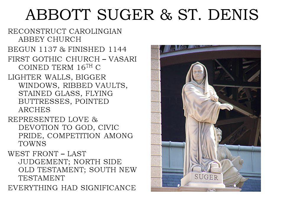 ABBOTT SUGER & ST. DENIS