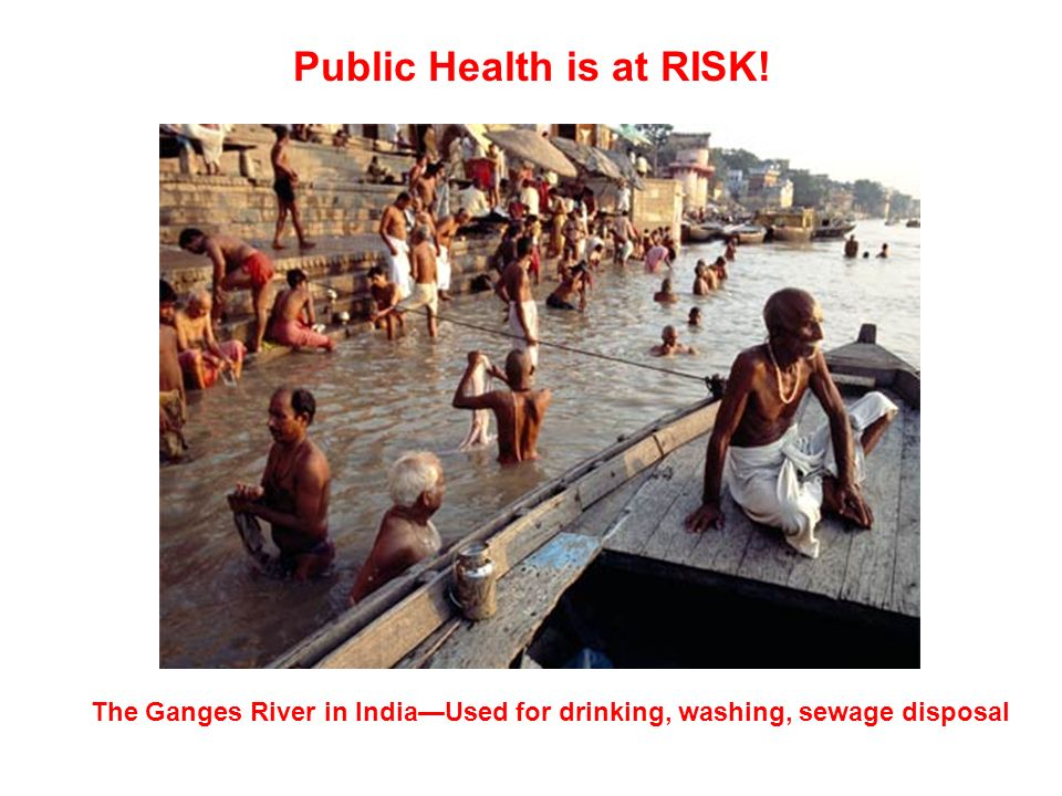 Public Health is at RISK!
