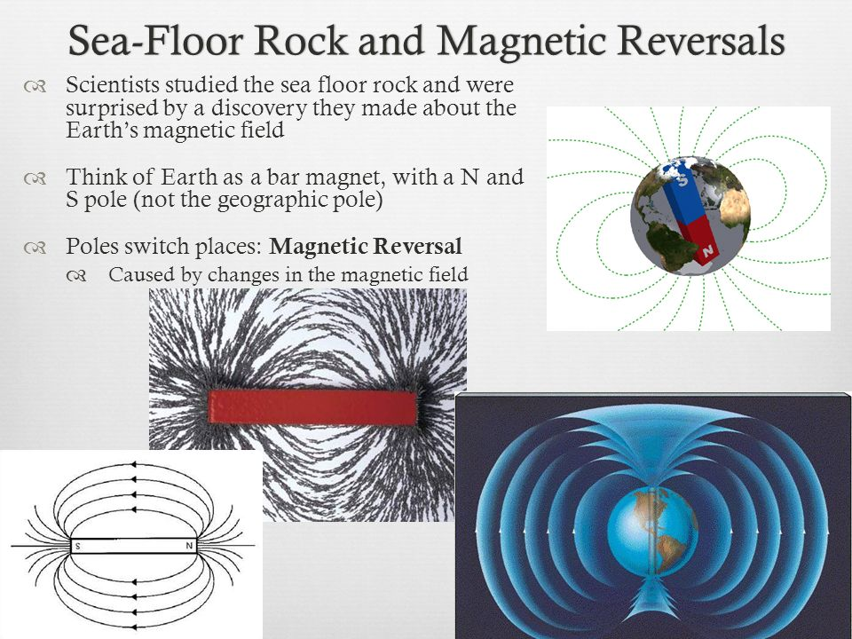 Sea-Floor Rock and Magnetic Reversals