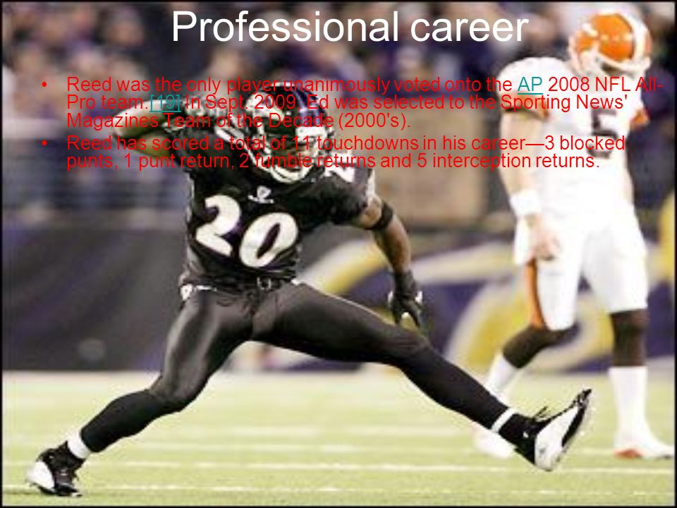 Professional career