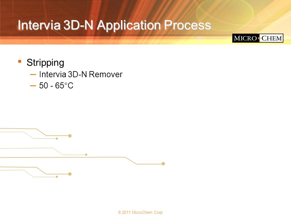 Intervia 3D-N Application Process