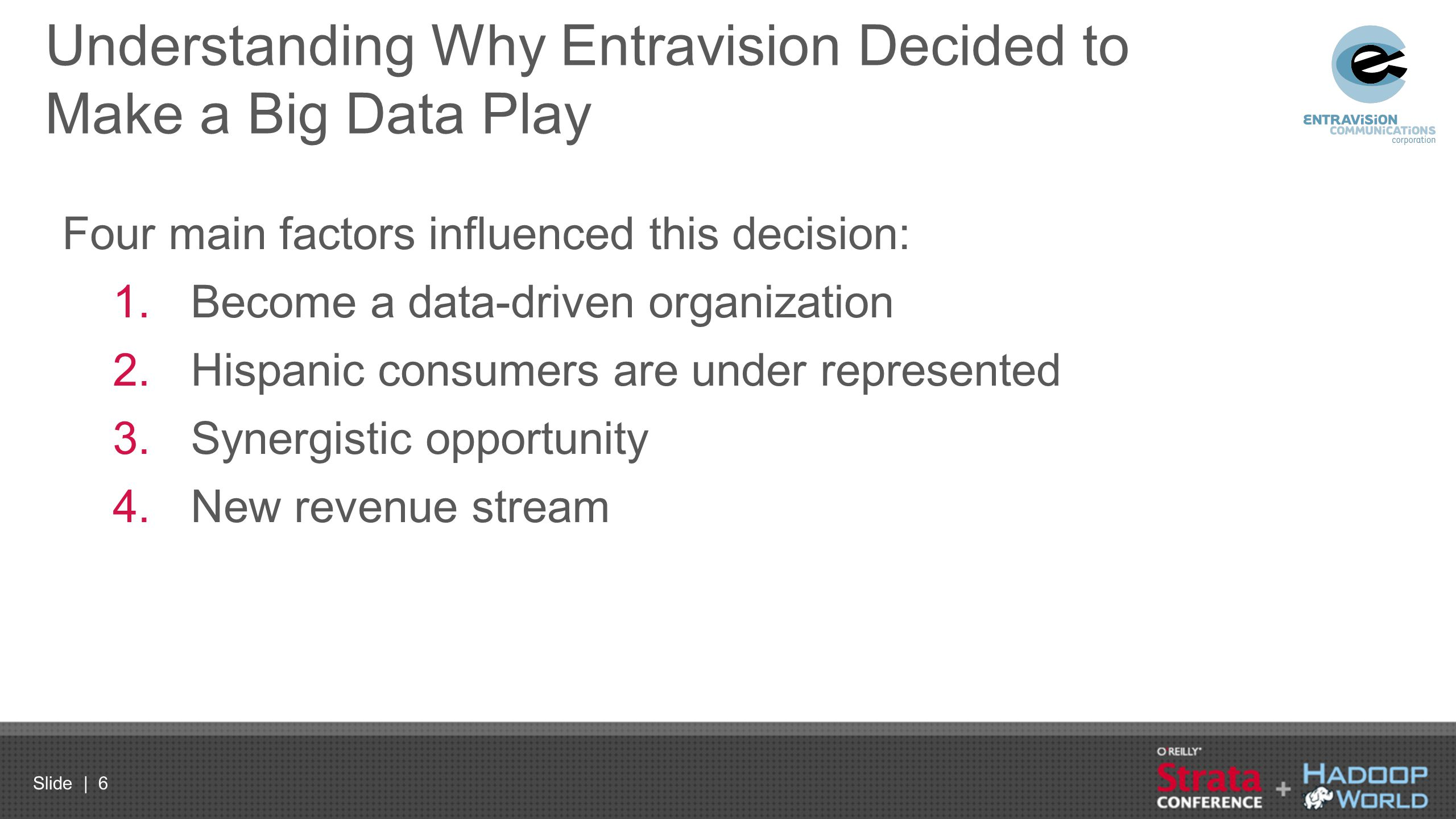 Understanding Why Entravision Decided to Make a Big Data Play
