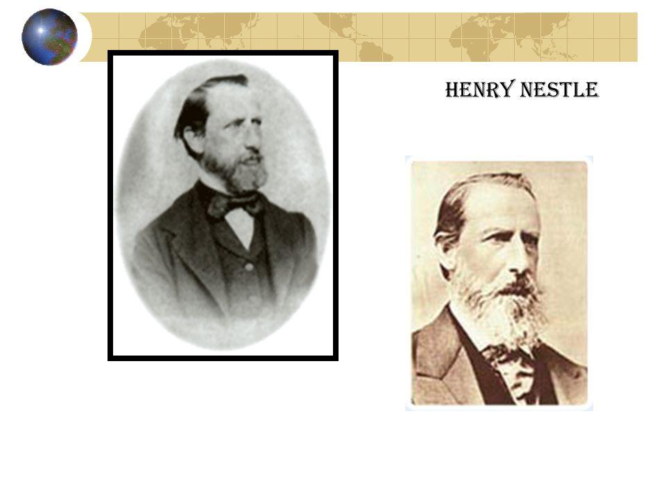 Henry Nestle