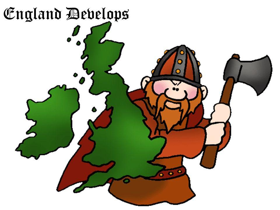 England Develops