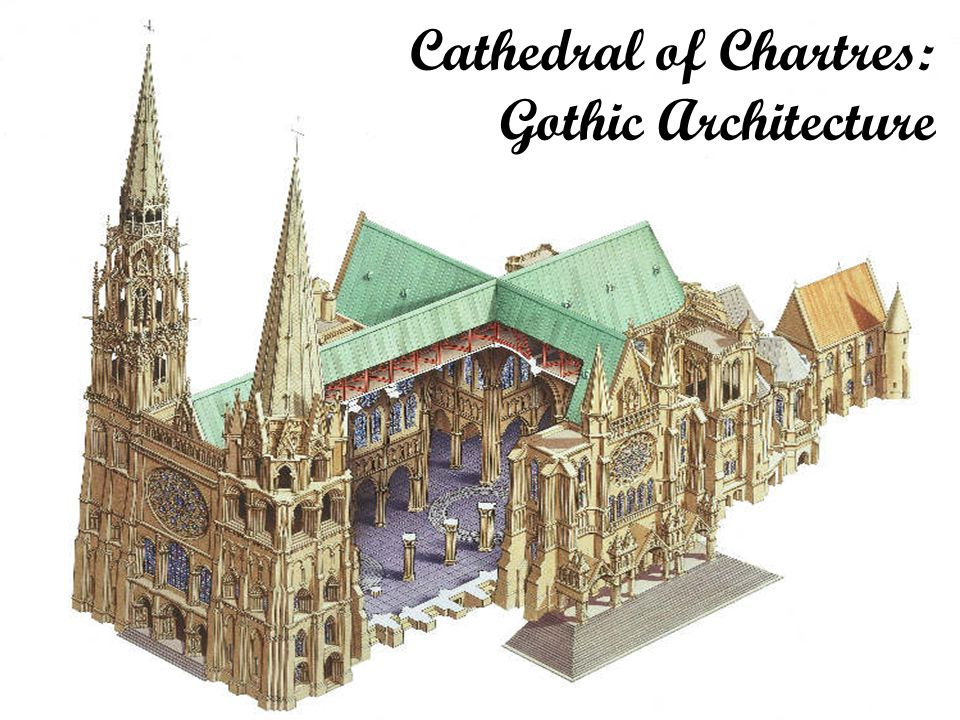 Cathedral of Chartres: