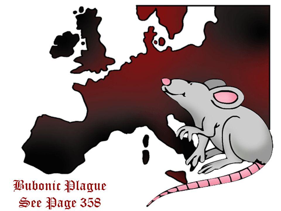 Bubonic Plague See Page 358