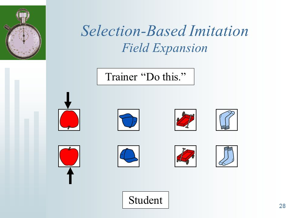 Selection-Based Imitation Field Expansion