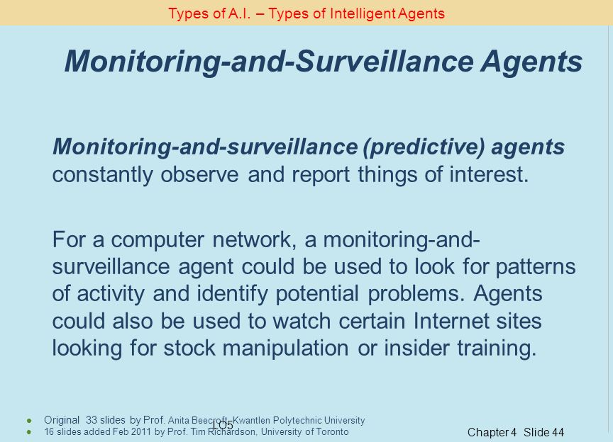 Monitoring-and-Surveillance Agents