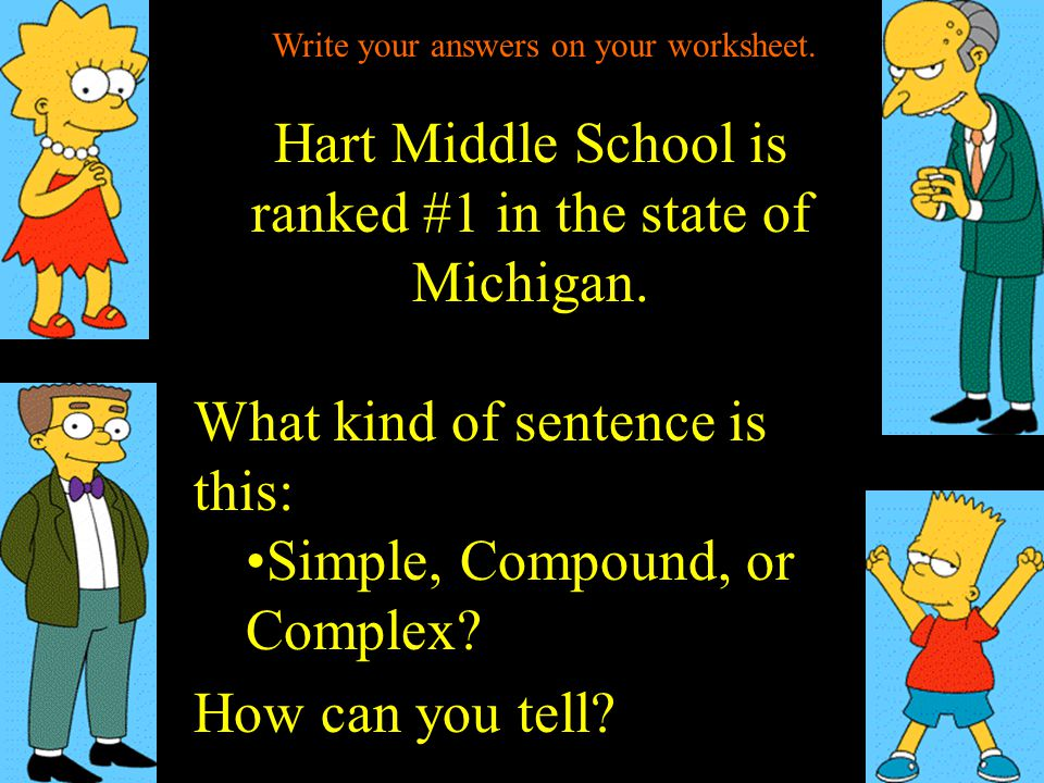 Hart Middle School is ranked #1 in the state of Michigan.