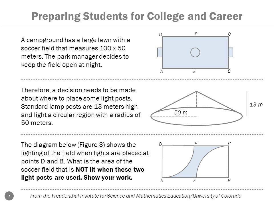 Preparing Students for College and Career