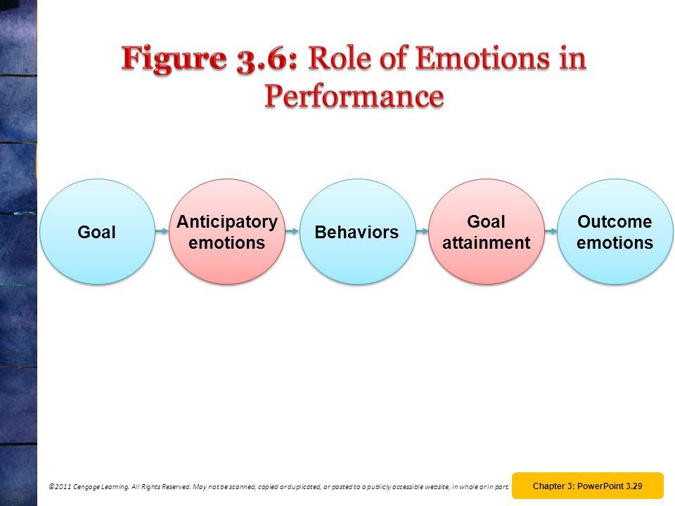 Anticipatory emotions