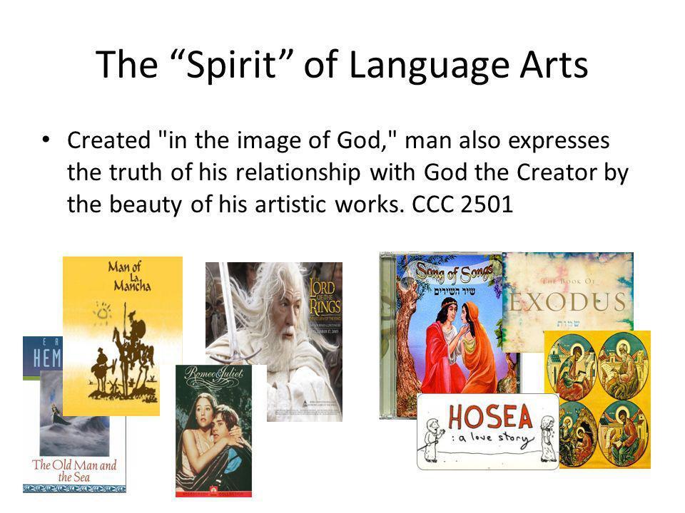 The Spirit of Language Arts
